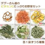デグーさん達のビタミンCたっぷりお野菜セット 人気野菜5種アソート 国産おやつ 関東当日便