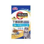 メディファス 室内猫 毛玉ケアプラス 1歳から チキン フィッシュ味 450g 6袋