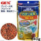 GEX グッピー元気 プロバイオ繁殖・育成用フード 40g