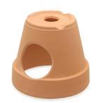 小動物のテラコッタハウス M 直径14cm 高さ13cm 関東当日便
