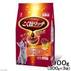 ペットライン キャネットチップ こく旨リッチ お魚&お肉グルメ 900g(300g×3袋) 関東当日便