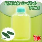 (生餌)生きたミドリムシ ユーグレナ 10ml(1本)北海道航空便要保温