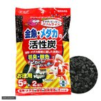 GEX 金魚・メダカの活性炭 お徳用 5+2袋入