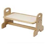 ドギーマン ウッディーダイニング M 犬用・猫用食器台 トレー 関東当日便