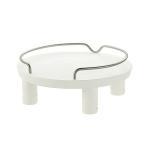 リッチェル ペット用 木製テーブル シングル ホワ