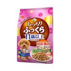 ビタワン もっちりふっくら 11歳以上 チキン・野菜入り 840g(70g×12袋) ドッグフード ビタワン 超高齢犬用
