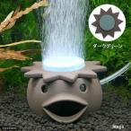 いぶきエアストーン ファンシーエアストーン河童 ダークグリーン エアーストーン 水槽用オブジェ アクアリウム用品