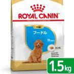 ロイヤルカナン BHN プードル 子犬用 1.5kg 正規品 3182550765213 5点限り 関東当日便