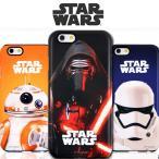 iPhone6S iPhone6 PLUS iPhoneSE iPhone5S iPhone5 ケース スターウォーズ カイロ・レン ダース・ベイダー BB-8 ストームトルーパー マスター・ヨーダ