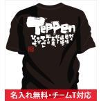 チームtシャツ バレー や バレー部tシャツ また バレーボール女子 や ジュニアバレー の 練習着 や 応援 に オススメ tシャツ Teppen 狙うはてっぺんただひとつ