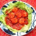 プリプリ感が最高のエビチリ(120g)料理歴40年以上の中華職人が作る海老のチリソース 【cs003】