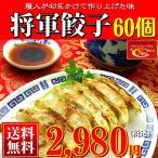『早い者勝ち』限定販売!将軍餃子(1個)28円