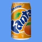 ファンタオレンジ350ml缶×3ケース(72本)≪全国どこでも送料無料!≫【メーカー直送の為代引き不可】