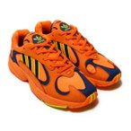 adidas Originals YUNG-1(アディダス オリジナルス ヤング1) HI-RES ORANGE/HI-RES ORANGE/SHOCK YELLOW 18FW-I