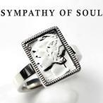 シンパシーオブソウル リング SYMPATHY OF SOUL Liberty Head Ring Silver リバティーヘッド リング シルバー