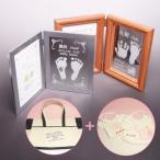 ショッピング赤ちゃん 赤ちゃん 手形足形 名入れ 写真立て セレクトギフト (出産祝い プレゼント) ベビー フォトフレーム