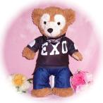 ダッフィー(S) EX○風シャツのセット/EXO/BAEK HYUN