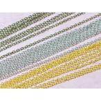 C&T 小豆チェーン幅約1.5mm顕著チェーン真鍮製アクセサリーチェーン【3メートル】ハンドメイド材料アクセサリ部品あずきチェーン小判
