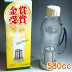 (魔法瓶)茶こし携帯エコボトル580cc(水筒)/茶器