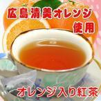 広島産清美オレンジ入り紅茶(オレンジ ペコ)ティーパック20個入り(60g) 送料無料