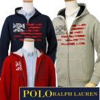 POLO by Ralph Lauren Boy's ビンテージプリント フルジップパーカー ラルフローレン ボーイズ 323580190