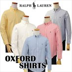 POLO by Ralph Lauren Boy's ラルフローレン ボーイズ オックスフォードシャツ(#323102719,#323102720)