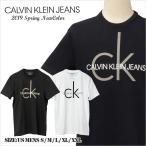 カルバンクライン Calvin Klein Jeans Tシャツ プリント 半袖 半T CK プリント  メンズ 春 夏   #41ak945