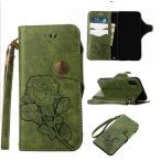 iphone 7  iphone 8 iphone 7/8PLUS 可愛い手帳型 ケース カバー 手帳  木柄花柄 スマホケース メンズ レディース新商品