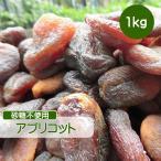 ドライフルーツ アプリコット 1kg 砂糖不使用 無添加 あんず アンズ 無糖 小分け ギフト チャック付き 大容量 カトレヤフィールド