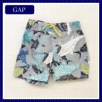 ショッピングGAP ベビーギャップ(baby GAP)(s-4)正規品アウトレット 魚の柄がかっこいいグレーのトランクス水着 (6M/9M/12M/18M/6ヶ月/9ヶ月/12ヶ月/18ヶ月/1歳/1才/2歳/2才/2T/2