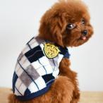 犬服のマイクロフリースベストチョッキSサイズ