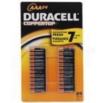 デュラセル DURACELL アルカリ乾電池 単4 ×24本