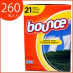 BOUNCE バウンス 乾燥機用柔軟剤 シート 250枚 いい香り〜