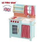キッチン レトイバン  C1000  Le Toy Van レ・トイ・バン Honey Kitchen ハニーキッチン ミニキッチン おままごと ミニコンロ ままごと 木のおもちゃ ごっこ遊び