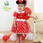 とってもかわいいミニーのコスチューム衣装♪ベビー 着ぐるみ ディズニー disney ミニー 女の子 コスプレ コスチューム 衣装 かわいい ブルマ付 ハイクオリティ