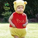 Disney ディズニー プーさん Poohさん ベビー コスチューム ベビー服 着ぐるみ コスプレ かわいい 赤ちゃん 男の子 女の子 ハイクオリティ ハロウィン