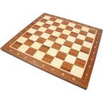 チェス盤 木製 トーナメントNo.5 48cm