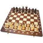 チェスセット 木製 アンバサダー 52cm