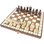 チェスセット 木製 ロイヤル 30cm