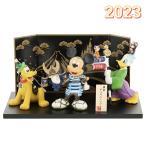 ディズニー 五月人形 2021 ミッキー プルート ドナルドダッグ 東京ディズニーリゾート限定