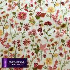リバティ タナローン Botanist'sDiary ボタニストダイアリー ピンク花 36302147-20C 10cm単位 生地