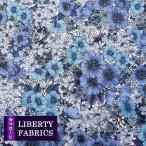 on18Liberty6 リバティファブリック Gloria Flowers グローリアフラワー DC10480-J18C(10cm単位)