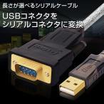 USBコネクタをシリアルコネクタに変換!!
