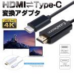 Type-C 変換アダプター USB 3.1 HDMI 変換 TypeC - HDMI変換アダプター ディスプレイ拡張 パソコン スマホ 映像 ゆうパケットで送料無料 ◇CHI-A0102