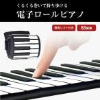 電子ロールピアノ 88鍵 USB接続 MIDI キーボード シリコン製 ソフトウェア付き Android/Windows OS対応 おもちゃ ホビー ピアノ練習 ◇CHI-MD88P