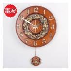掛け時計 ベイリーローズ 壁掛け時計 おしゃれ 電波時計 掛時計 北欧 時計 インテリア