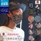 CHIGIRI チギリ オリジナル和柄マスク CHS42-mask 和柄 マスク 冷感マスク 速乾 発散