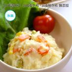 ポテトサラダ 手作り 健康 惣菜 弁当 知久屋 (ちくや) お取り寄せ 冷蔵 おかず 真空パック じゃがいも【自家製マヨネーズで和えたポテトサラダ】