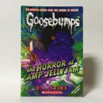 (中古)Goosebumps: The Horror at Camp Jellyjam(洋書:英語版)