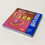 (新品)Maxell MO 1.3GB MA-M1300.B1P ※難あり